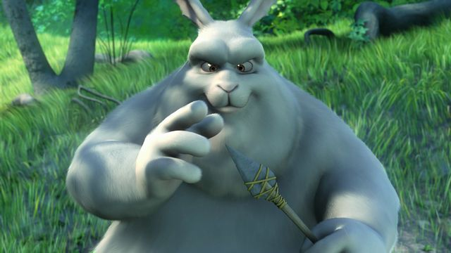 Random image taken from the short film Big Buck Bunny